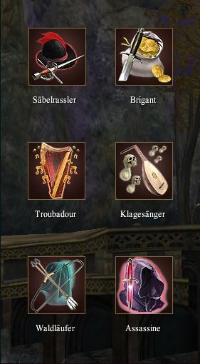 Everquest 2 Klassen
